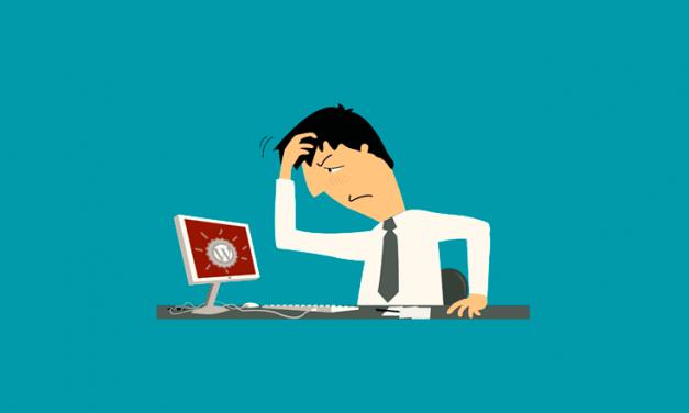 WordPress para principiantes. Los errores iniciales más comunes que debes evitar