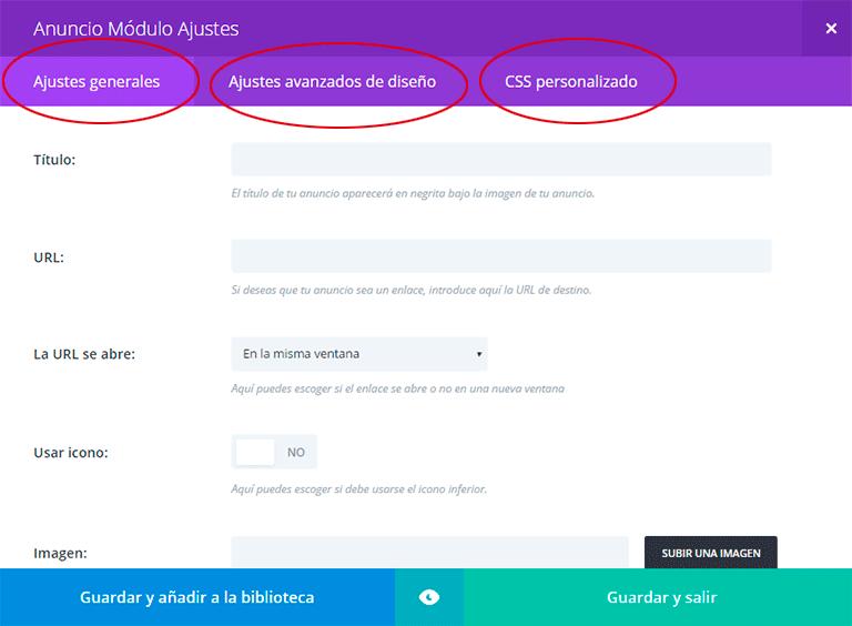 módulo-anuncio-ajustes