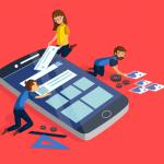 Combinar los módulos anuncio y conmutador de Divi para mostrar información