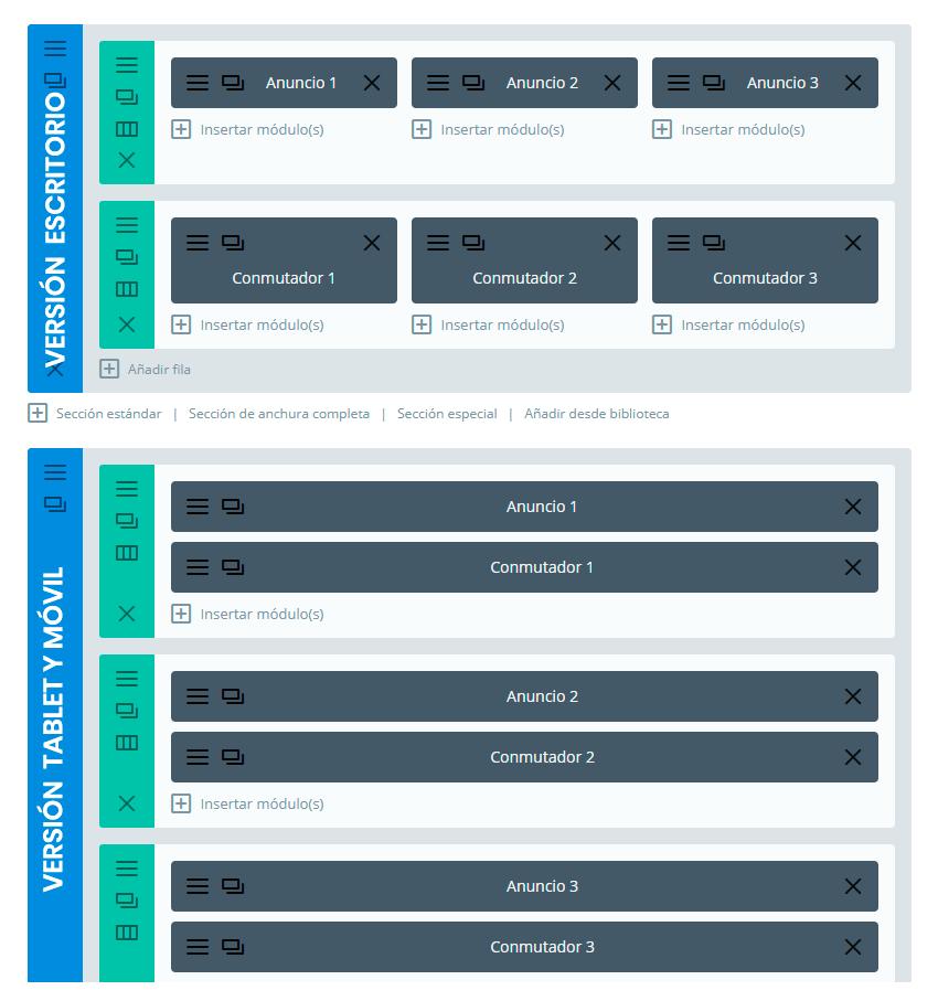 estructura-Combinar-los-módulos-anuncio-y-conmutador-de-Divi-MOVIL